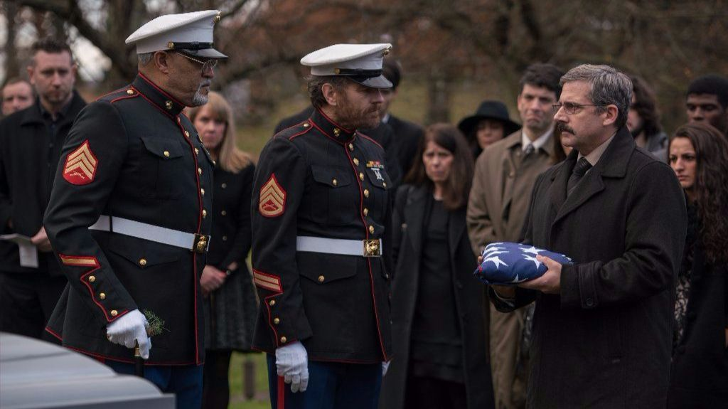 """Last Flag Flying"" is based on a novel by the author of ""The Last Detail."""