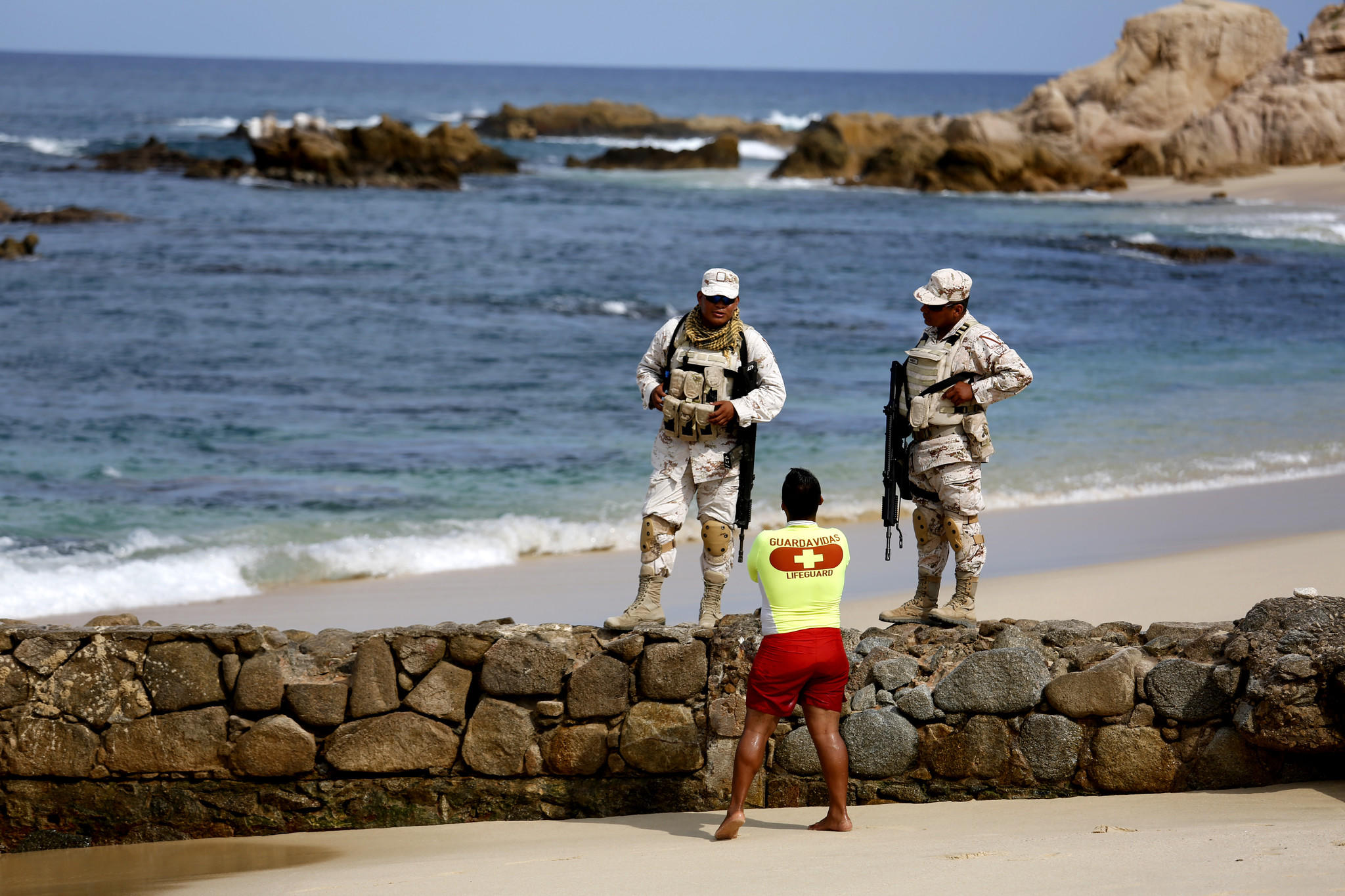 Los Cabos is no longer a haven from Mexico's bloodshed - Los Angeles Times