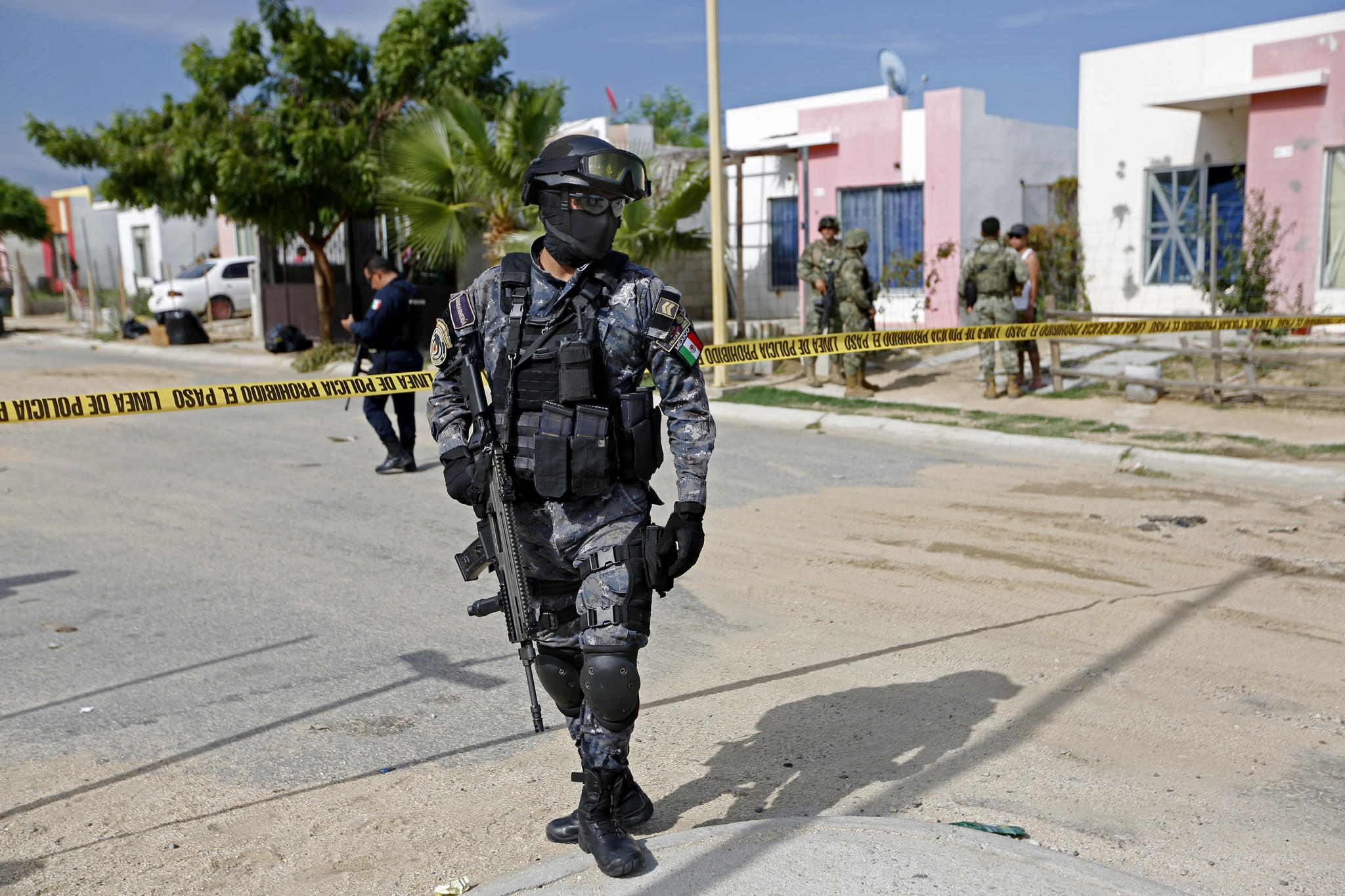 Los Cabos is no longer a haven from Mexico's bloodshed - Los