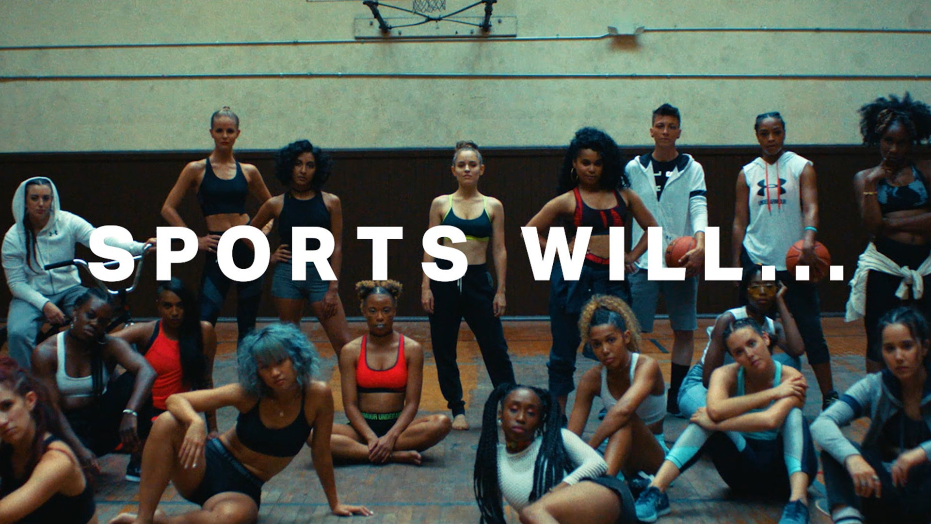 Under Armour Launches We Will Campaign