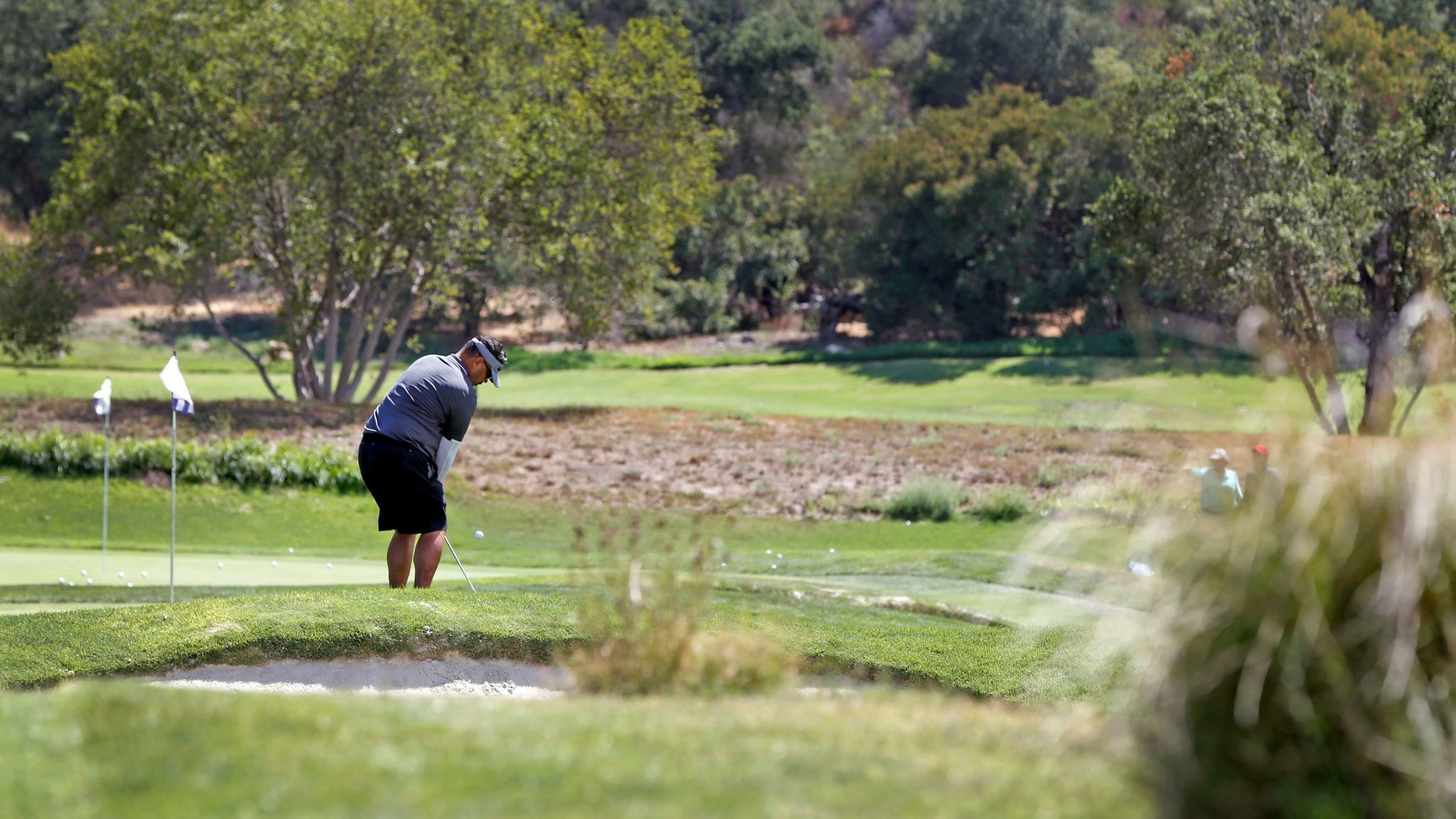 Luxury Links Our Pro Tees Off At Barona Pechanga Golf