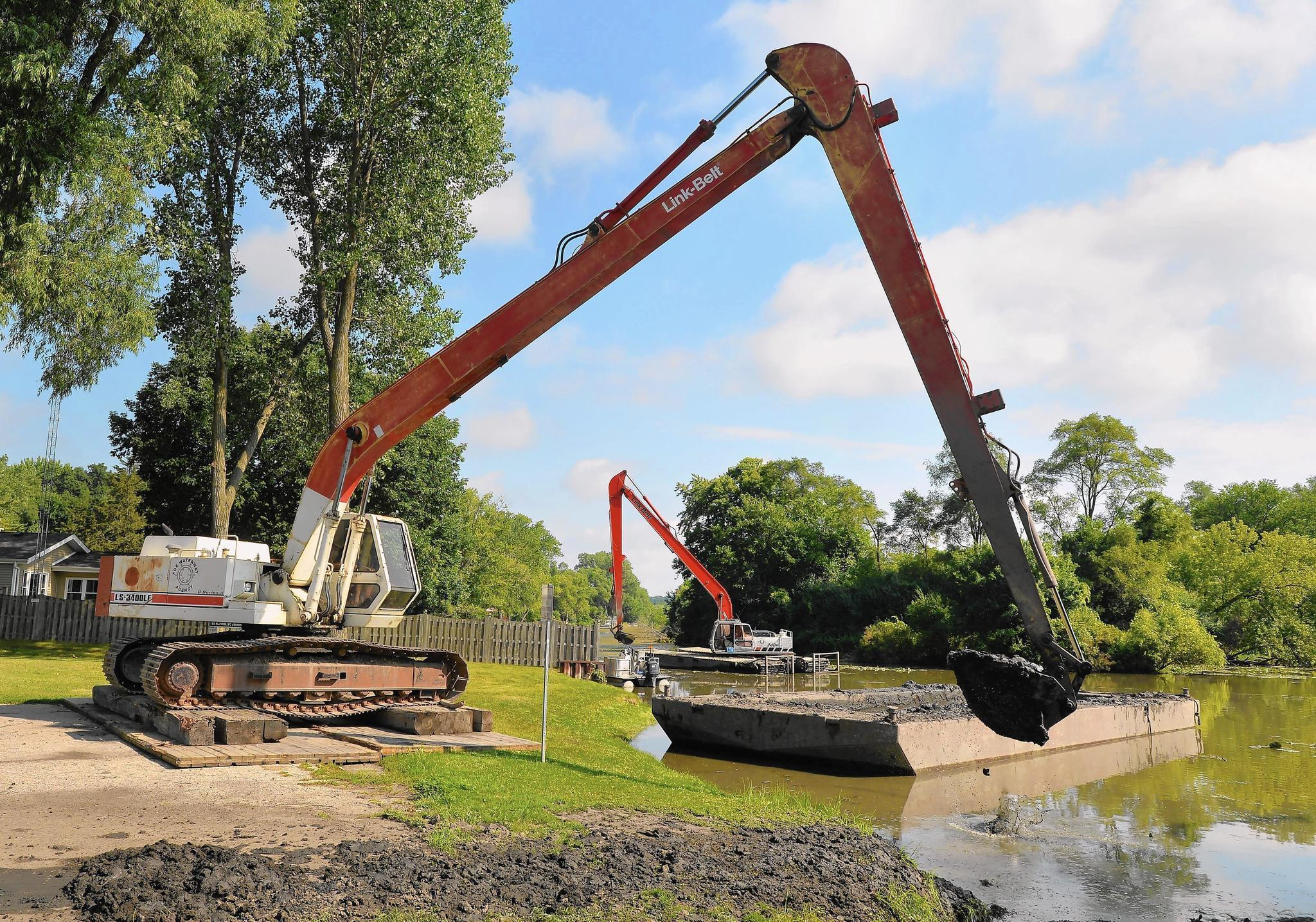 Image result for Zion Community calls for dredging of Okonla River