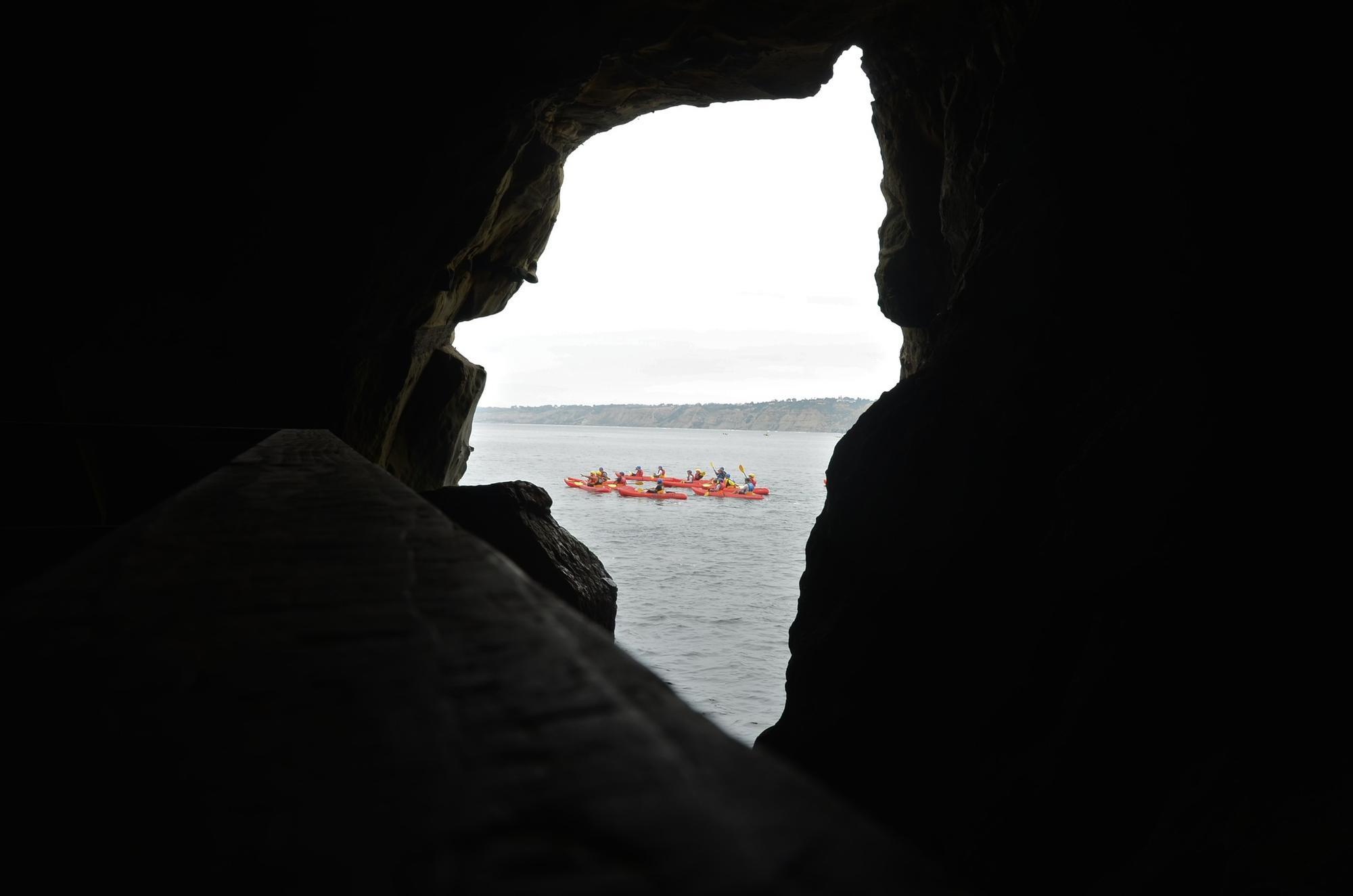Sunny Jim Sea Cave, La Jolla