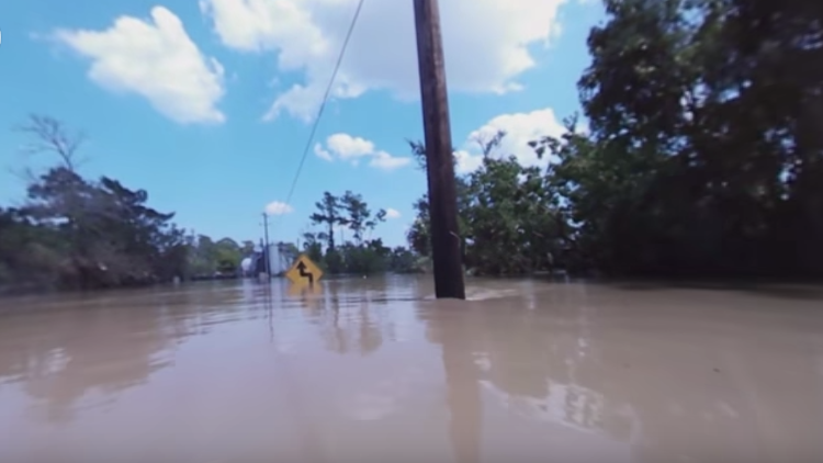 Harvey floods toxic waste sites