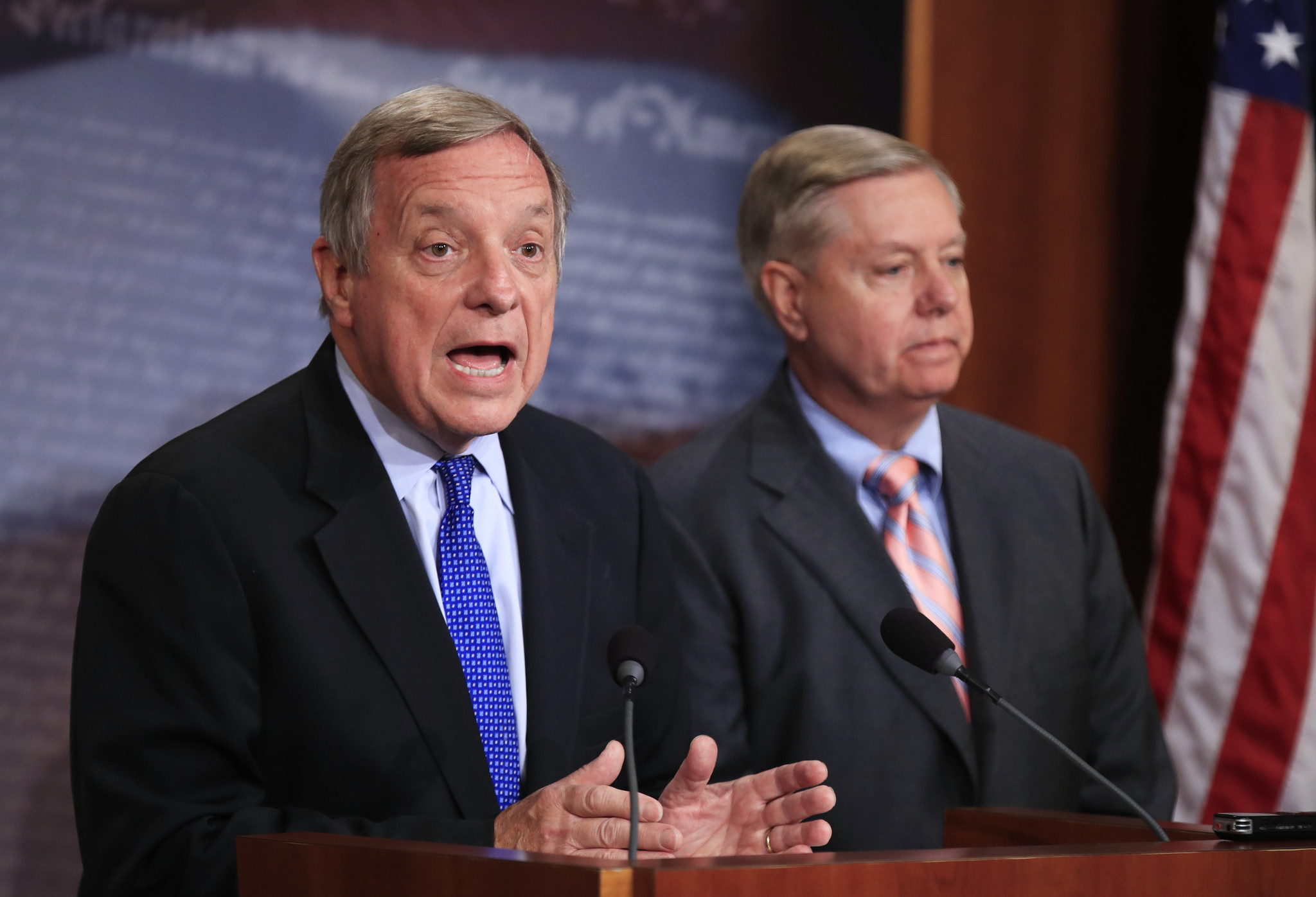 Durbin Asks For Quick Approval Of DREAM Act As Democrats Assail Trump Over DACA