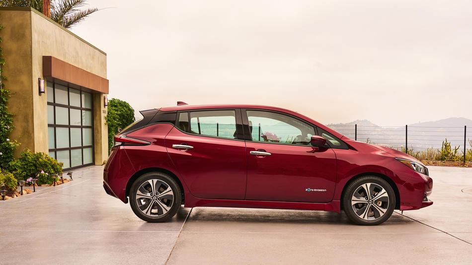ford focus electric forum • nissan leaf 2018 - new model