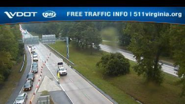 Police: Multi-car accident on I-64 east near Route 199 results in