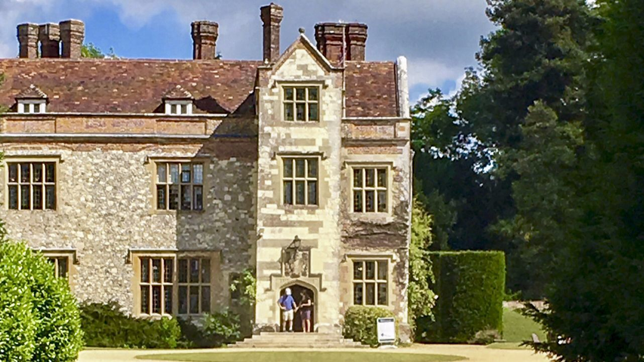 Chawton House Library: Jane Austen called it the Great House and spent a lot of time there. It was owned by her brother.