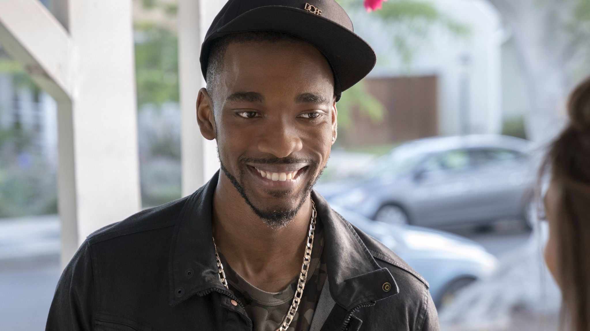 "Jay Pharoah in ""White Famous."""