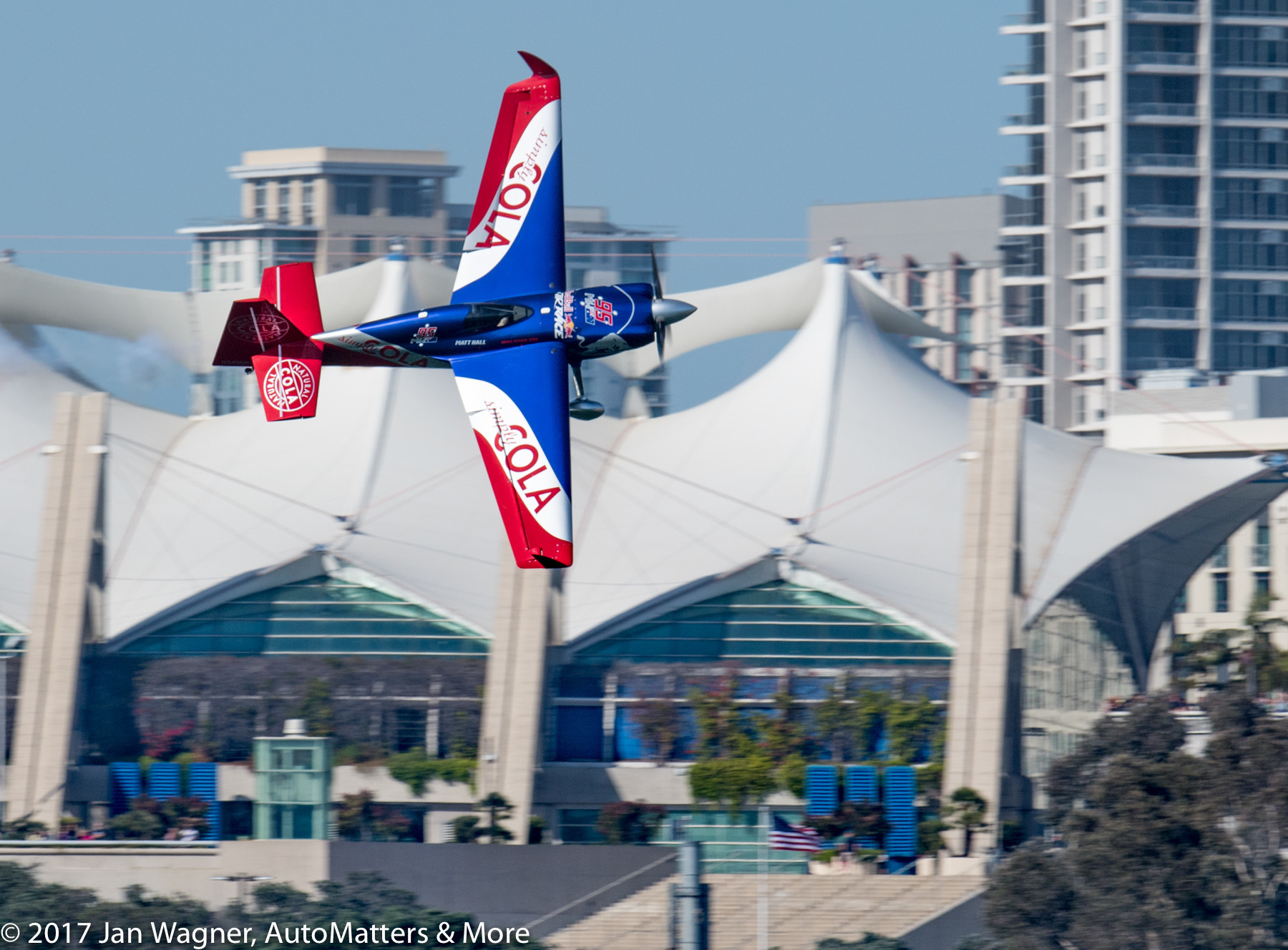 2008 Red Bull Air Race in San Diego