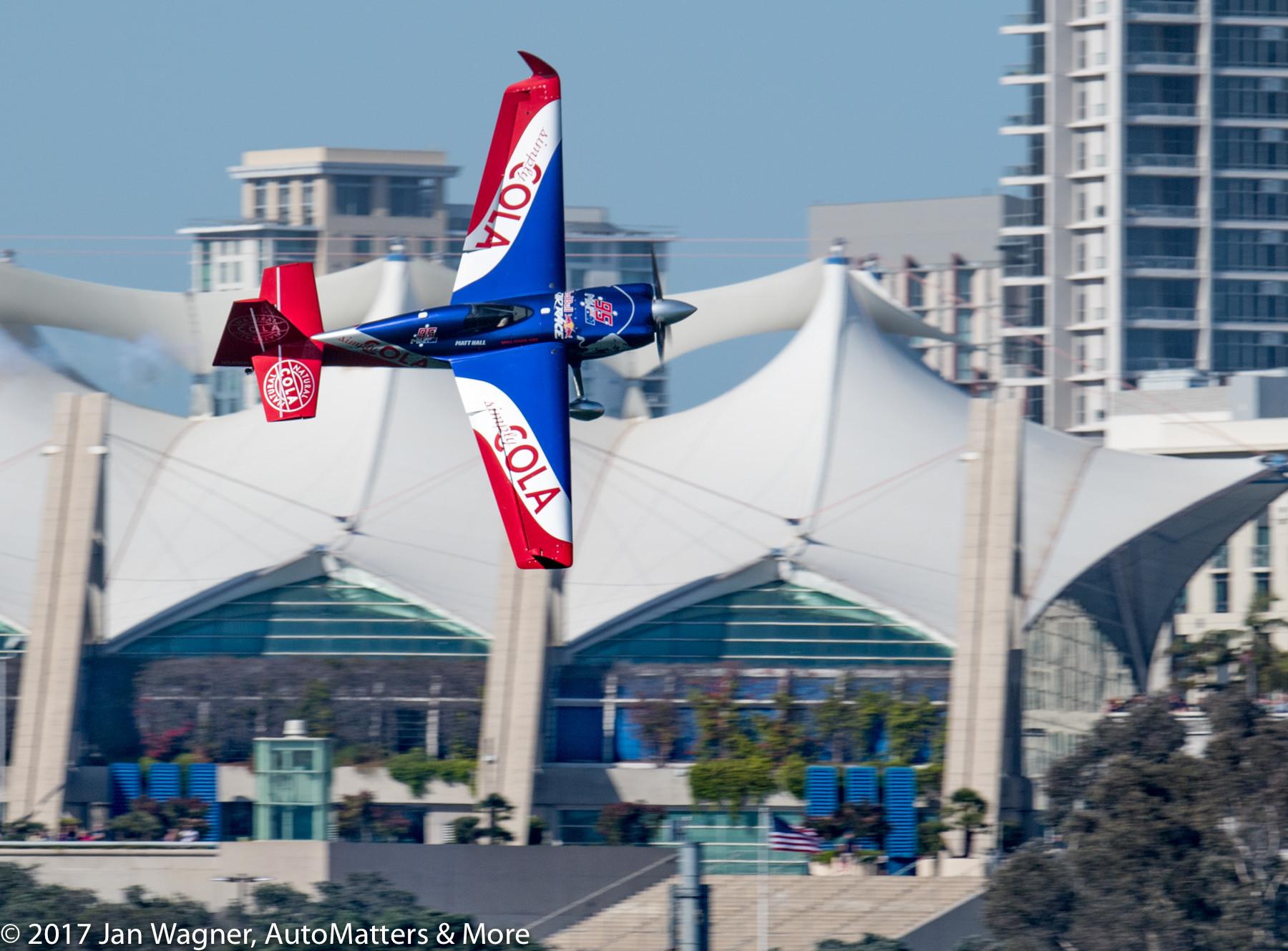 2008 Red Bull Air Race in San Diego