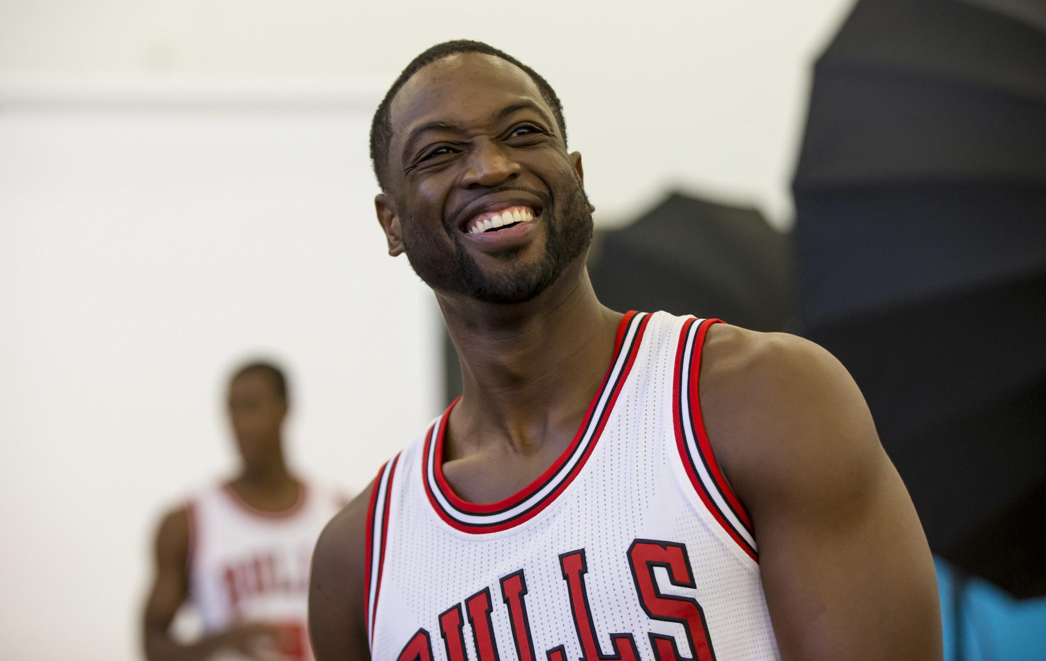 Dwyane Wade prepares to start season with Bulls: 'My plan ...
