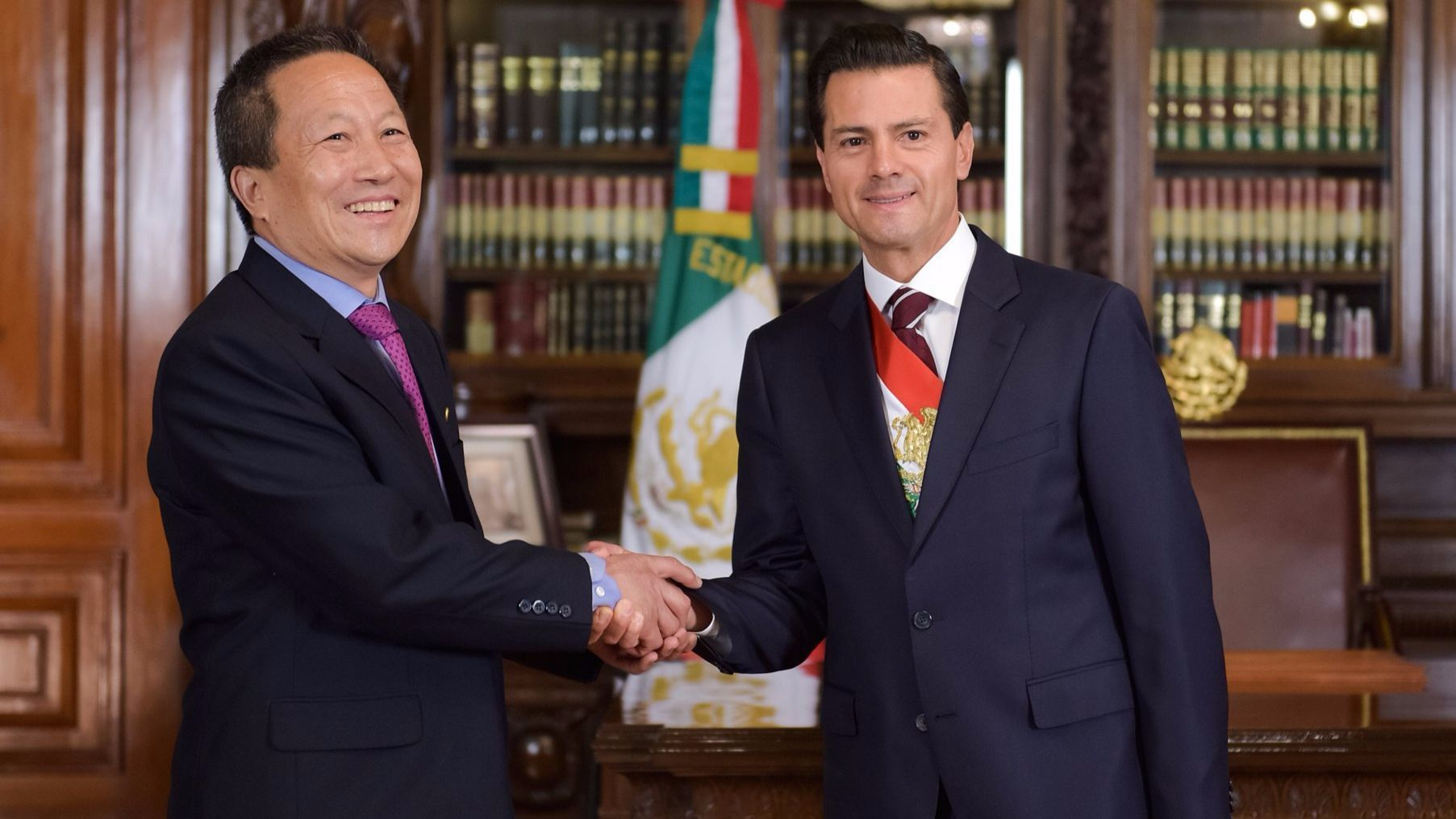 north korea and mexico relationship