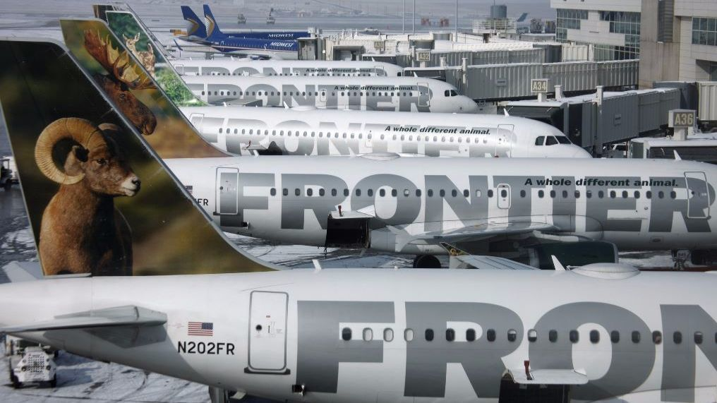 Frontier Airlines Adds To Orlando S Training Center Trend