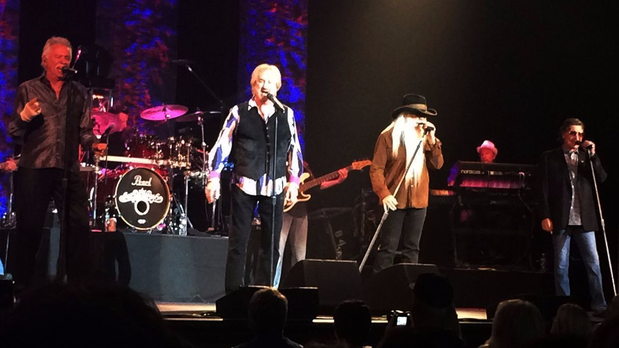 REVIEW: Oak Ridge Boys\' country-gospel is timeless at Easton\'s State ...