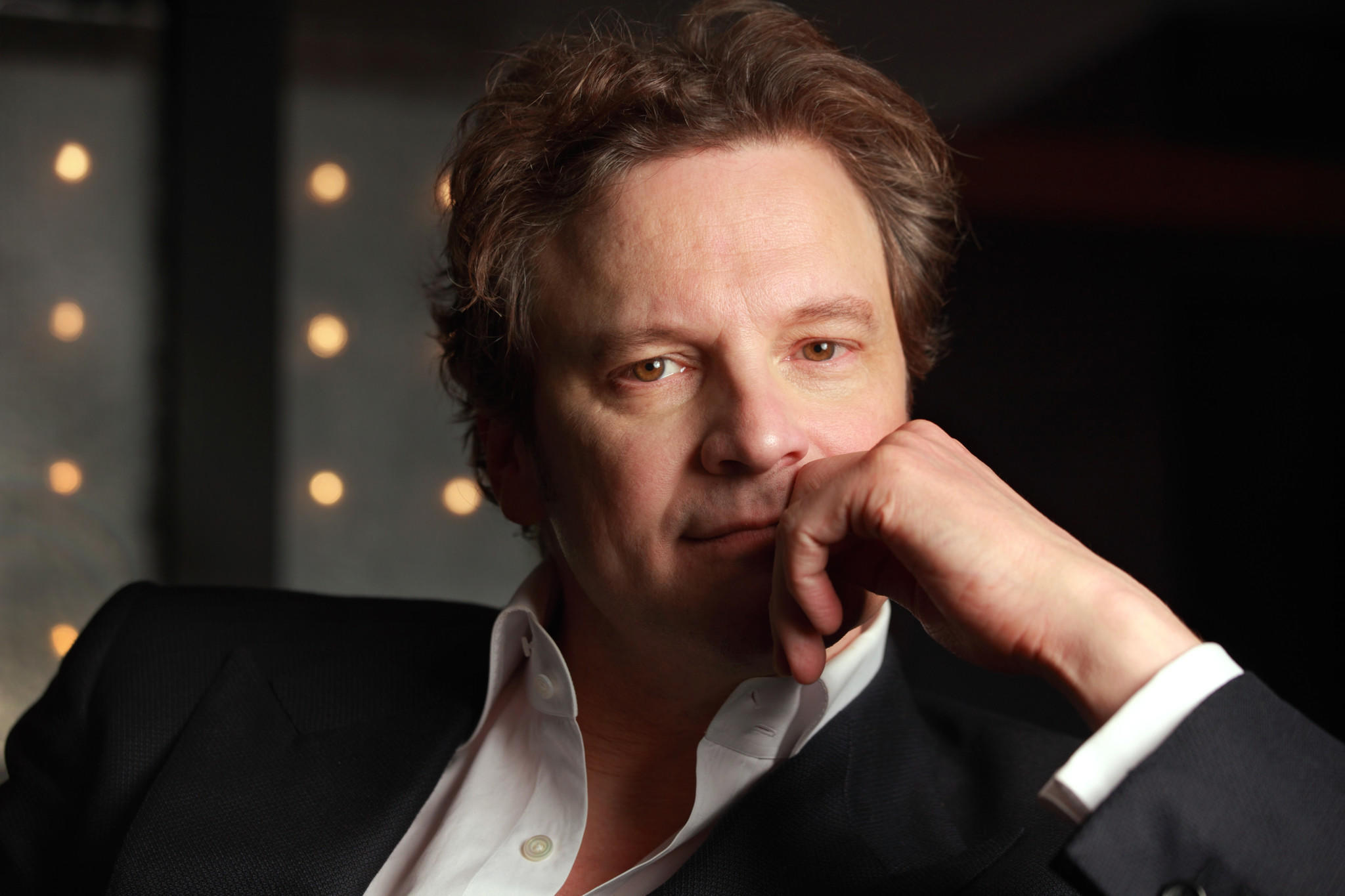 A Star Is Born: Colin Firth turns 57 today - LA Times