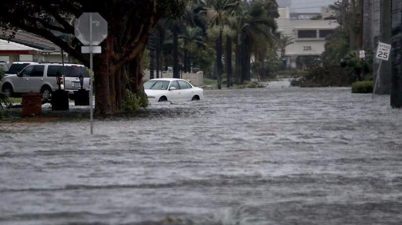 Hurricane Irma Leaves South Florida Battered And Barrels