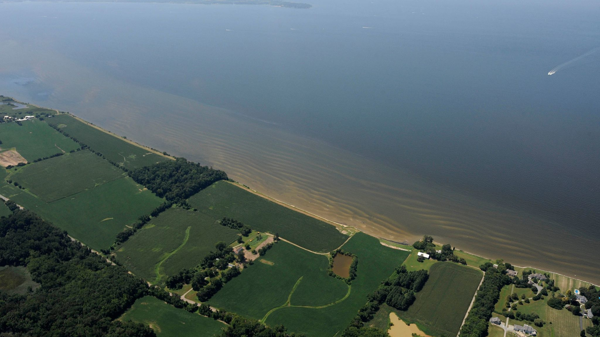 Amendment To EPA Funding Bill Would Strip Agency Of Power To Enforce Chesapeake Cleanup Plan