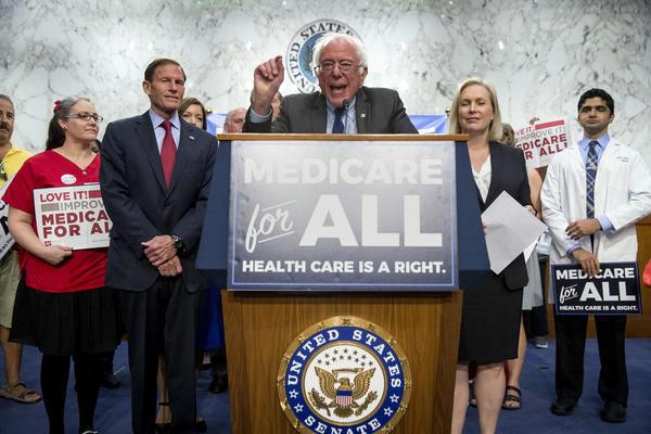 Bernie Sanders To Introduce Universal Health Insurance Bill Backed By 15 Senators