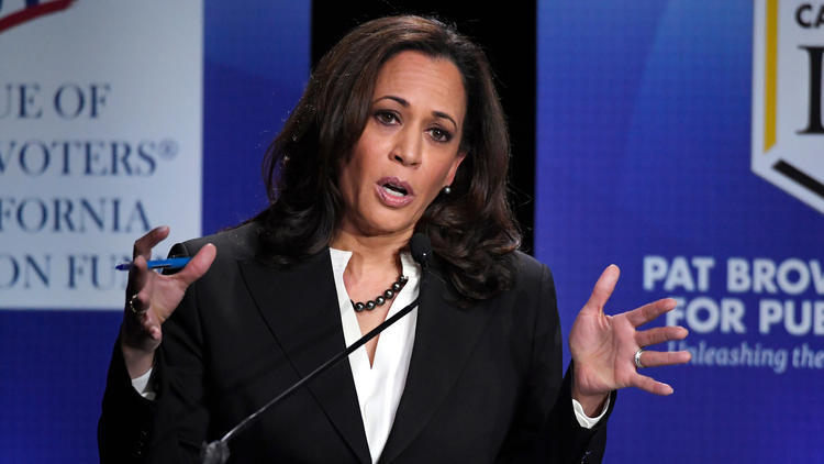 Kamala Harris On Medicare For All: 'This Should Not Be Thought Of As a Partisan Issue, It's Not Even a Bipartisan Issue'
