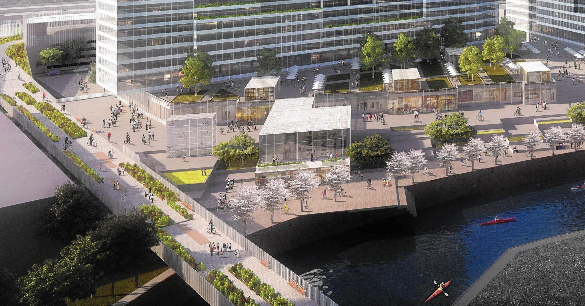 Chicago Developer Aims At Amazon With 10b Vision For
