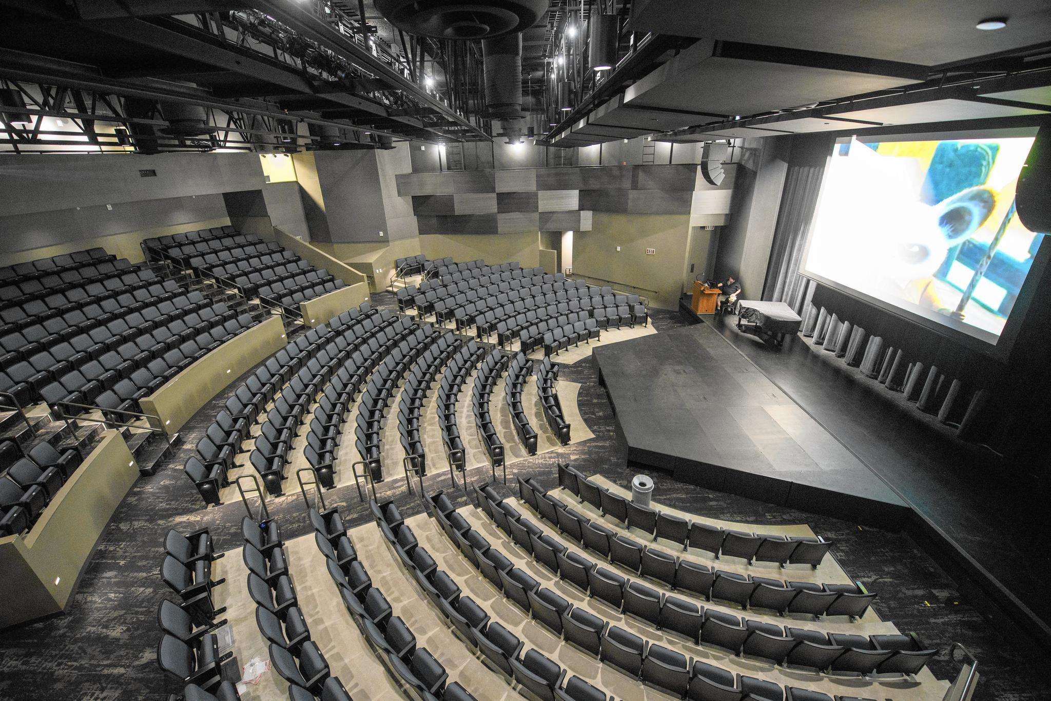A Behind The Scenes Look At Iu Northwest S New Theater