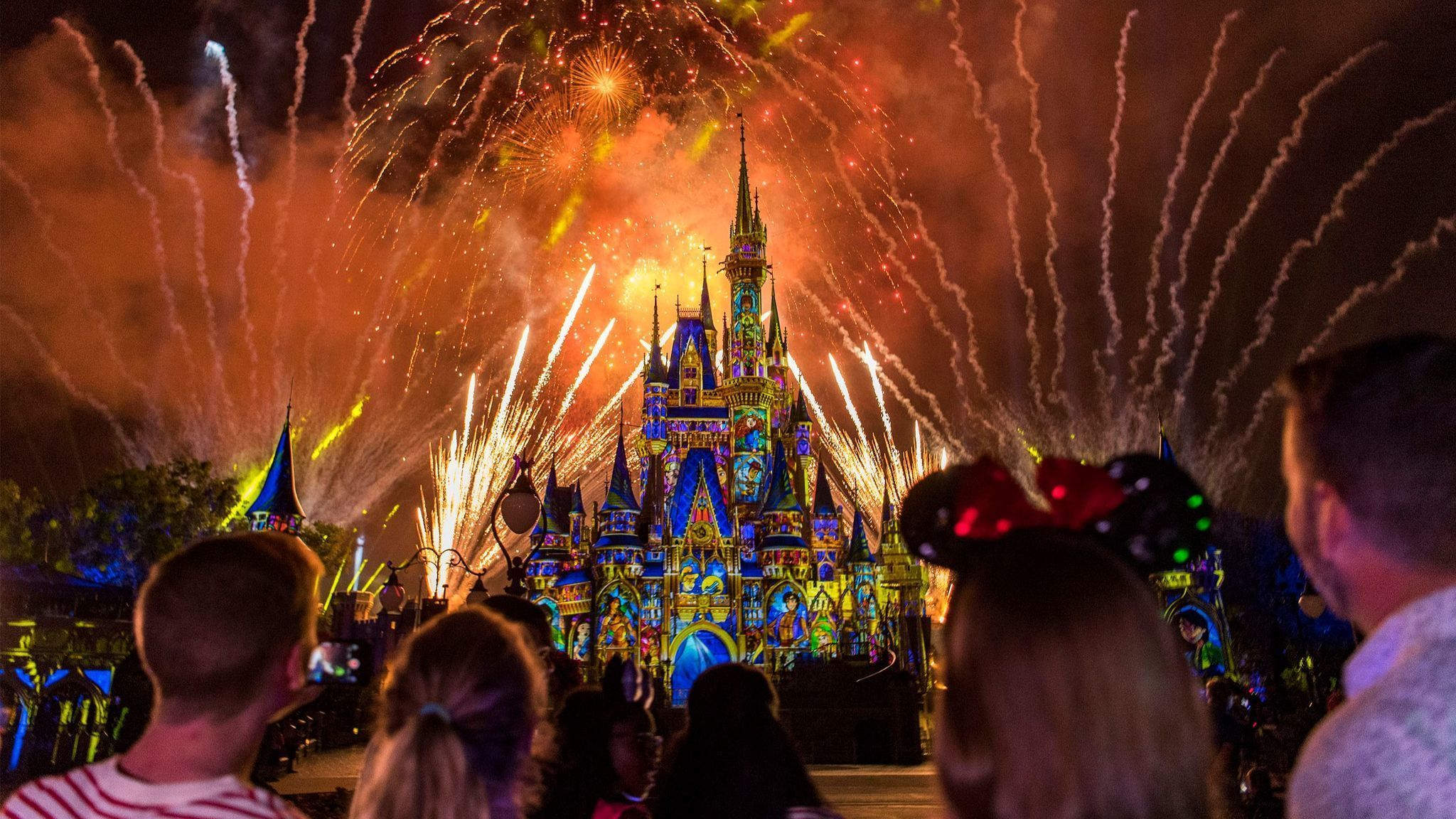 Disney After Hours Late Night Magic Kingdom Event Returning