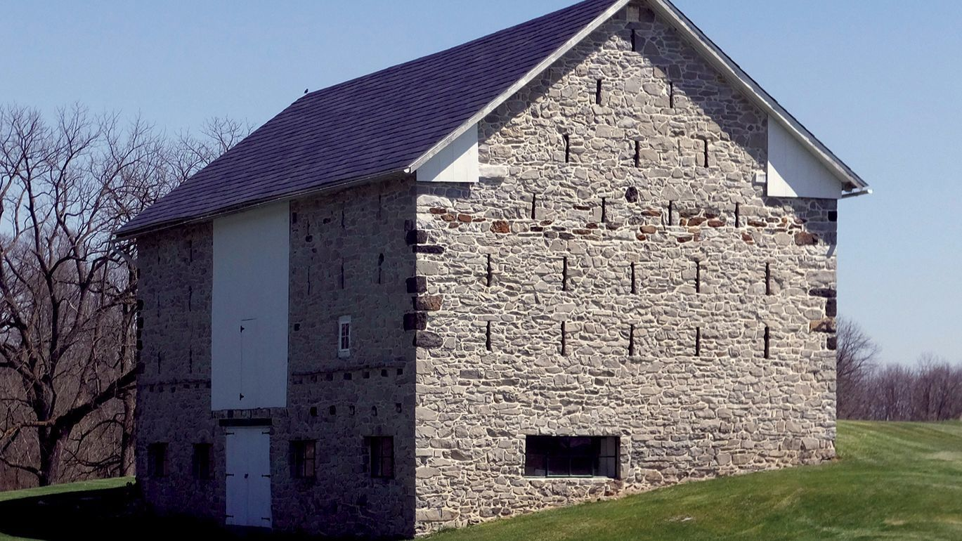 Macungie Barn Expert Explores The Historic Barns Of