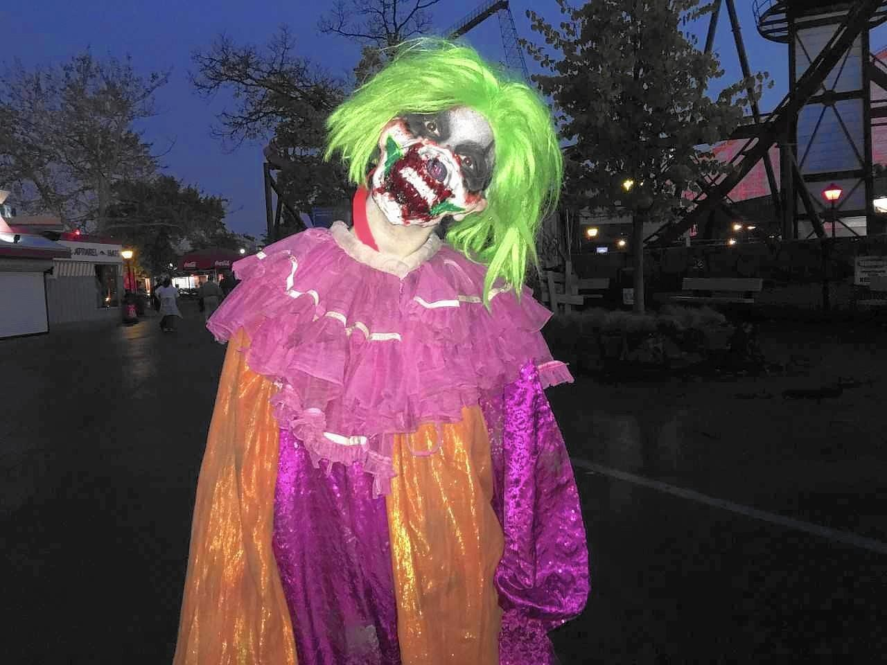 pushing the envelope': great america extends fright fest, plans