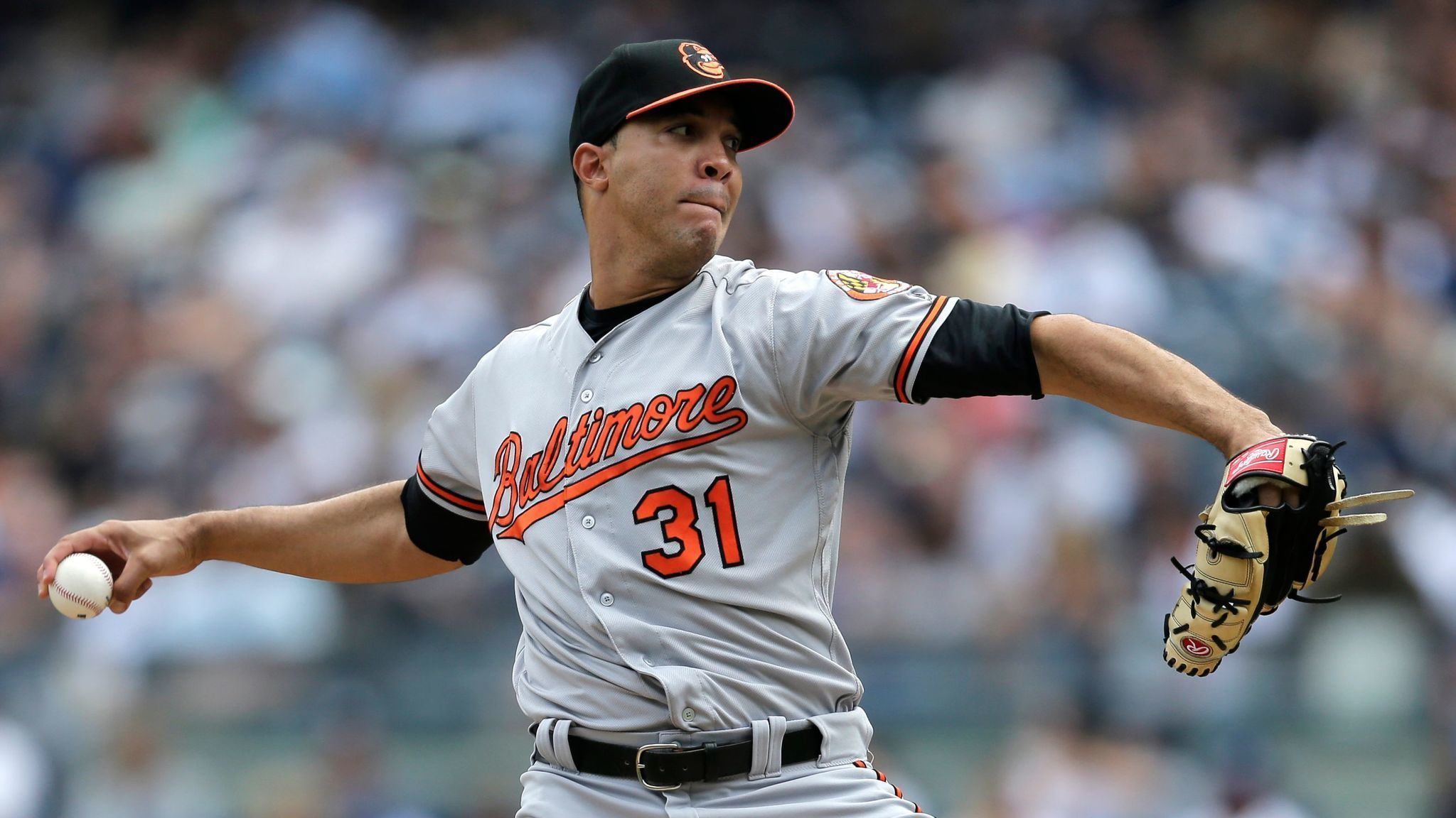 f9dc97109 Jiménez strikes out 10 as Orioles avoid sweep in the Bronx with 6-4 win  over Yankees
