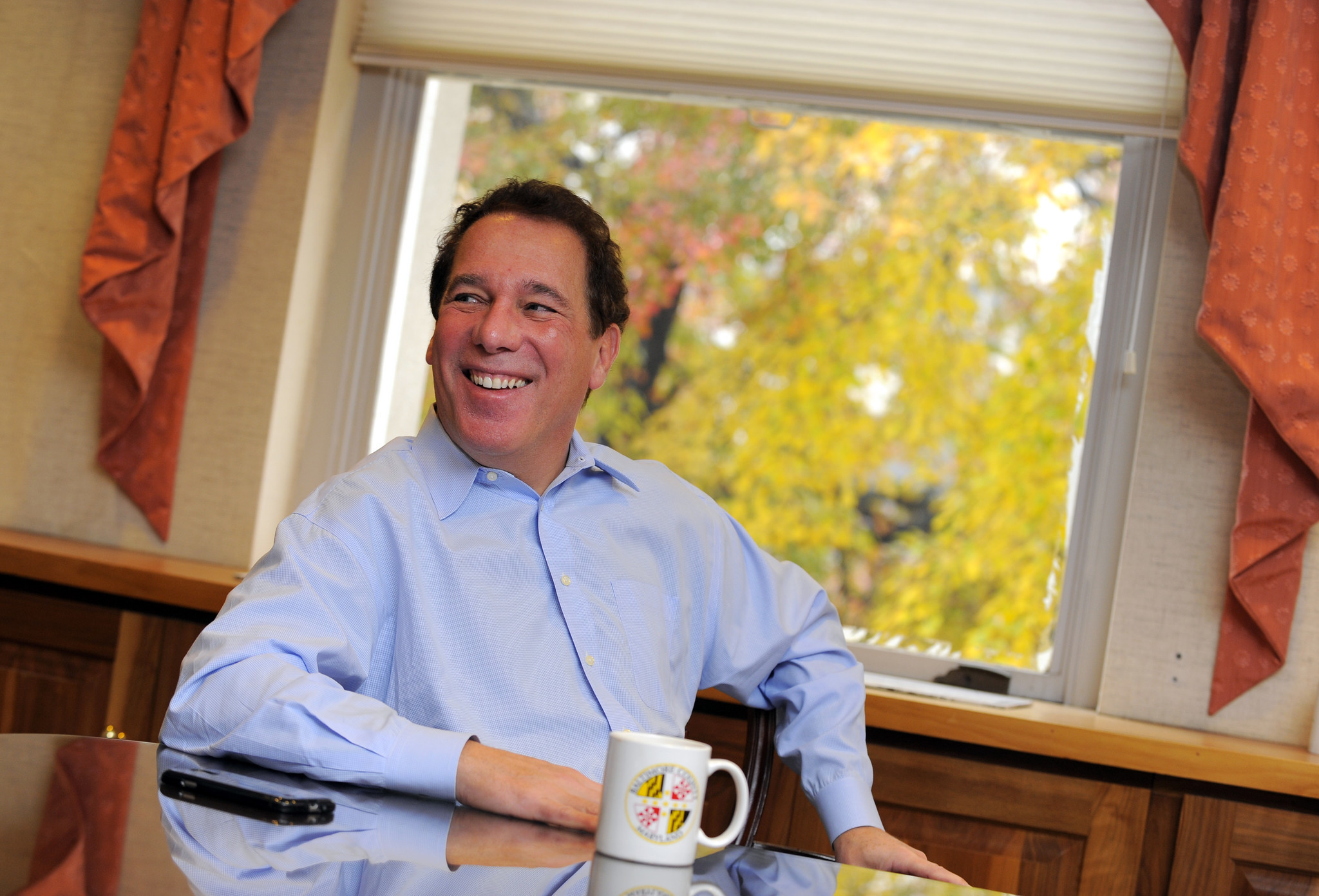 Baltimore County Executive Kevin Kamenetz Joins Democratic Race For Governor