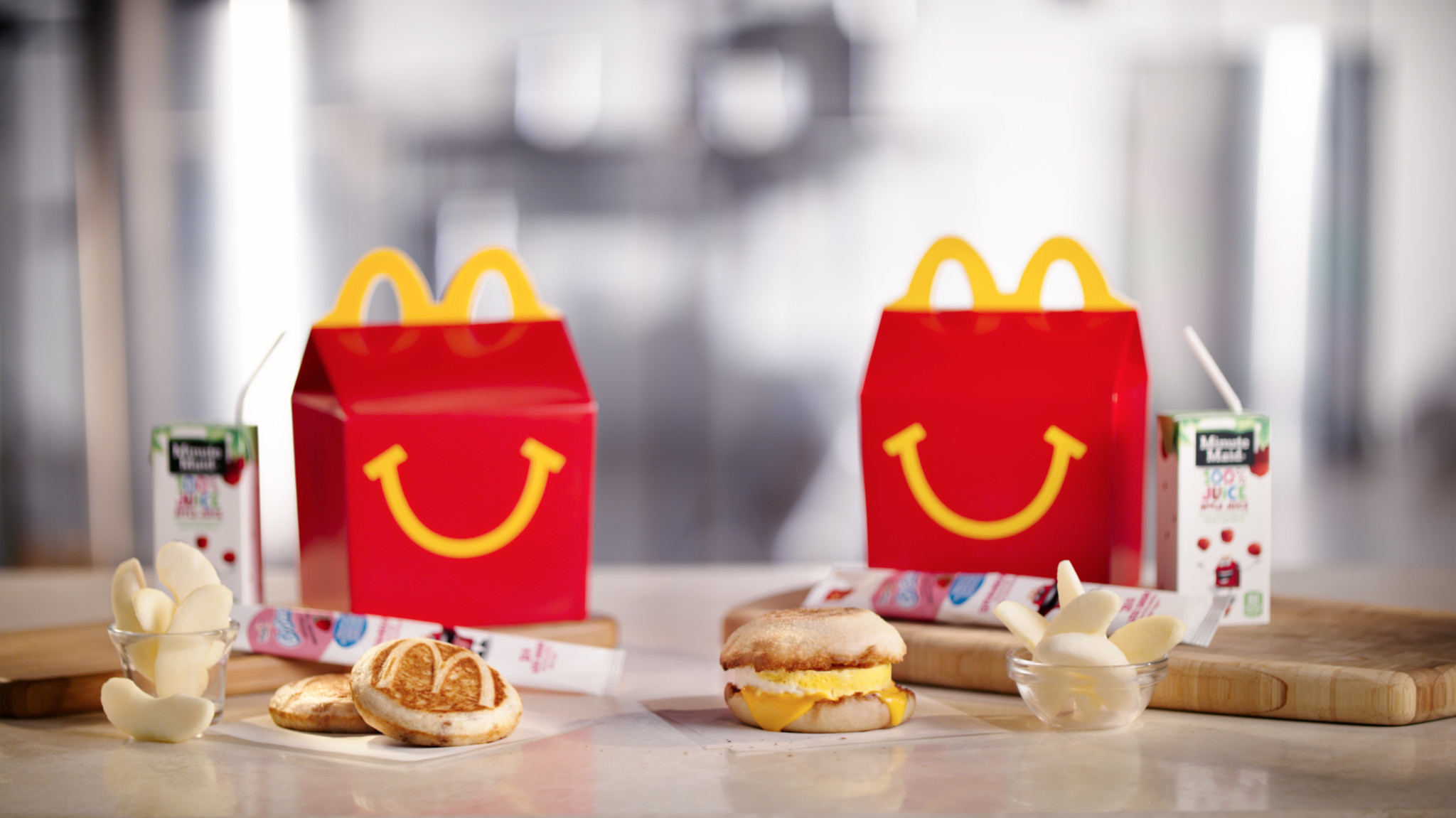 Mcdonald S To Switch Out Happy Meal Apple Juice Chicago