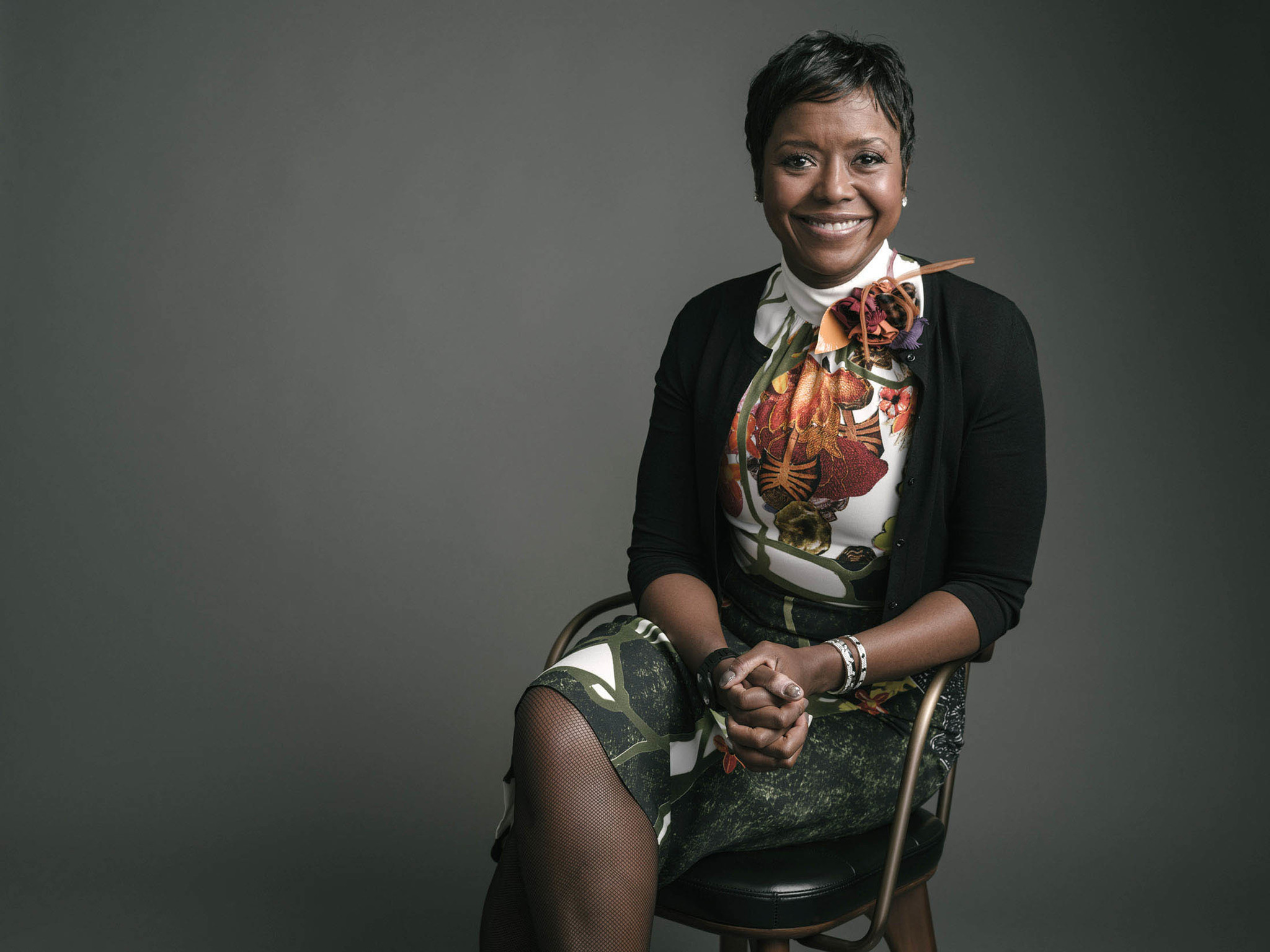 Smashing Stereotypes Shaped Mellody Hobson S Quest For