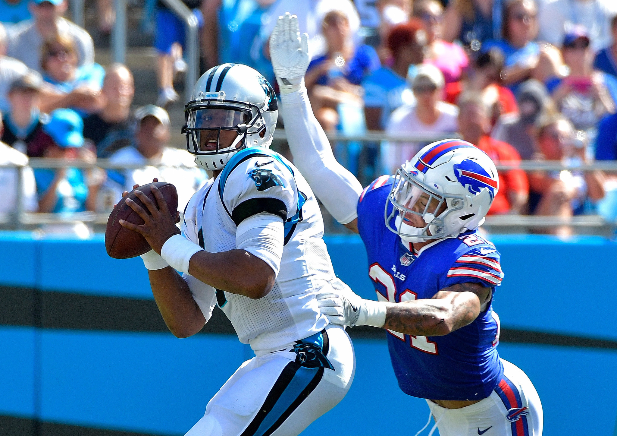 443e5aa75 Cam Newton faces a  new normal  and it s been difficult even as the Panthers  win
