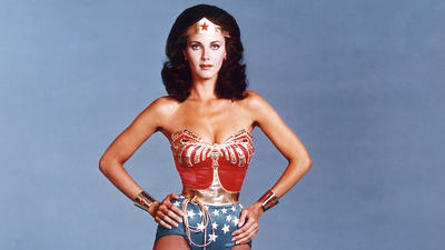 Lynda Carter starred as Wonder Woman on ABC and CBS television networks from 1975-1979. Carter will