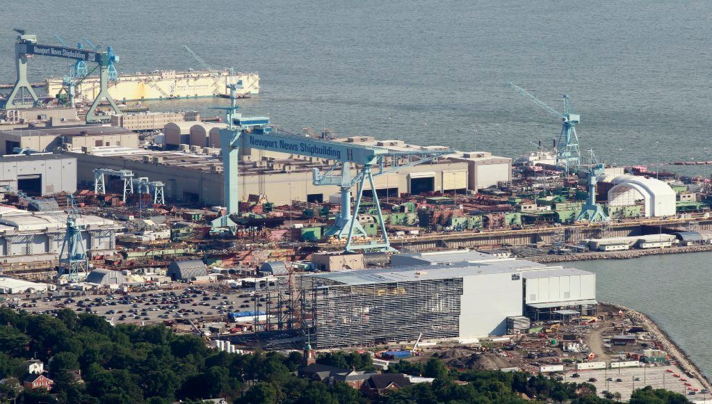 EEOC files ADA discrimination lawsuit against shipyard - Daily Press