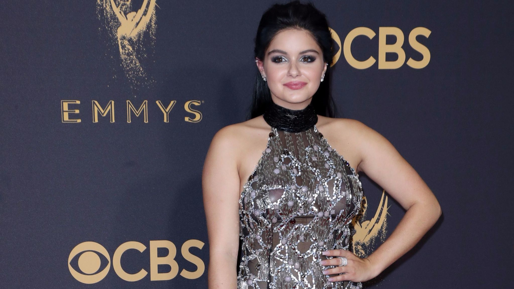 Ariel Winter at the 69th Primetime Emmy Awards.