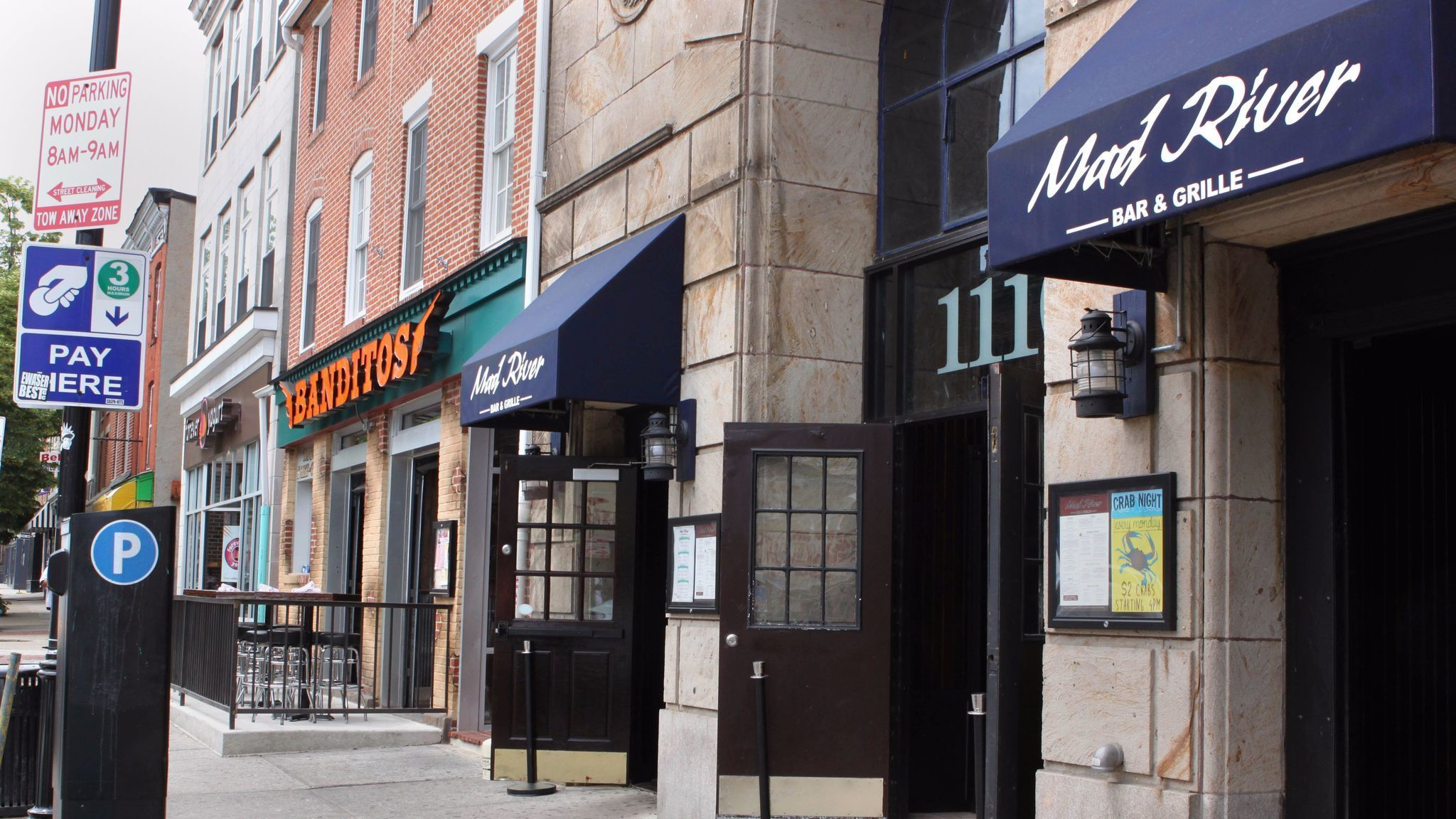 Formerly Mad River The Charles Bar And Restaurant To Open In Federal Hill This Month Baltimore Sun