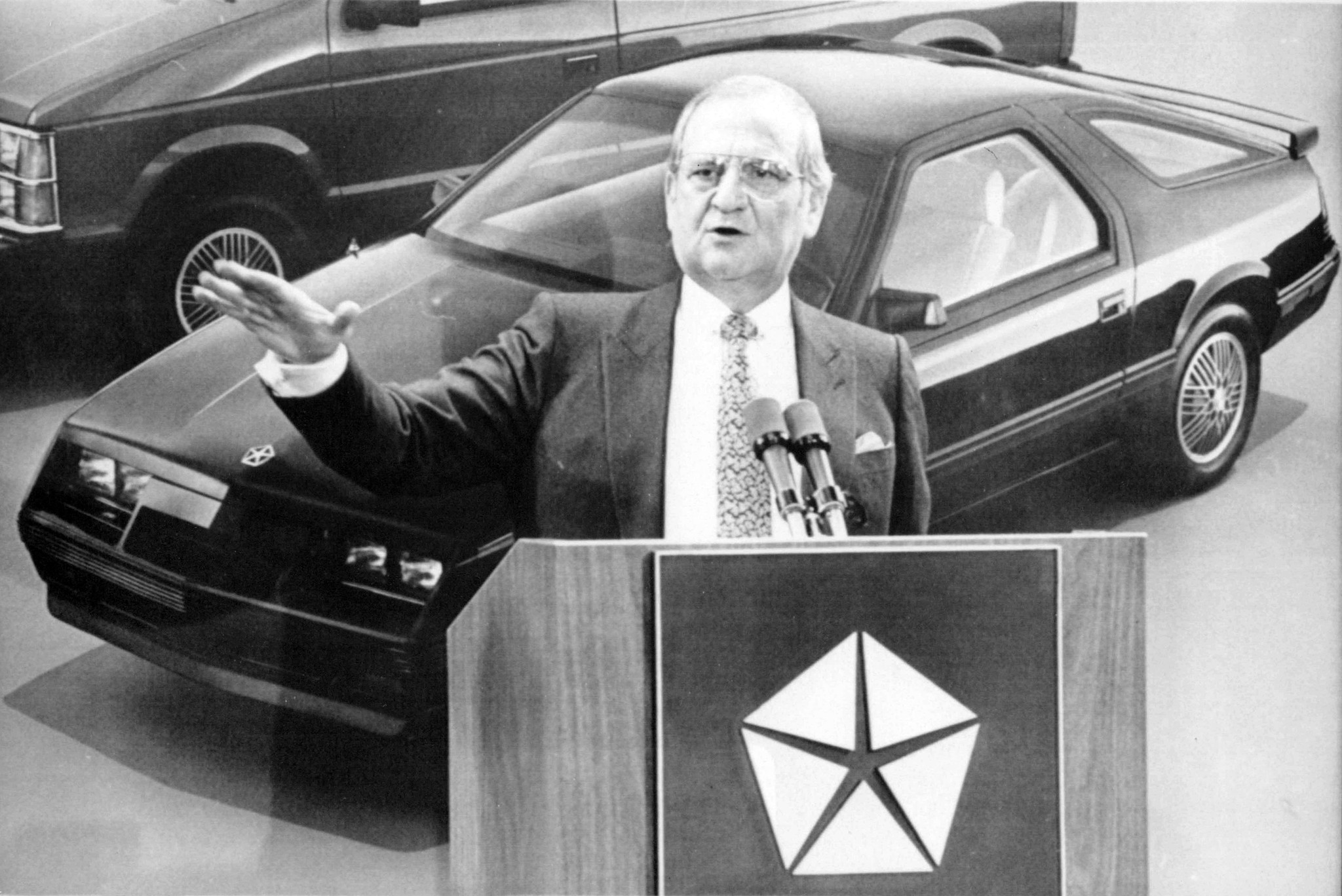 Lee Iacocca Mustang >> PICTURES: Lee Iacocca through the years - The Morning Call