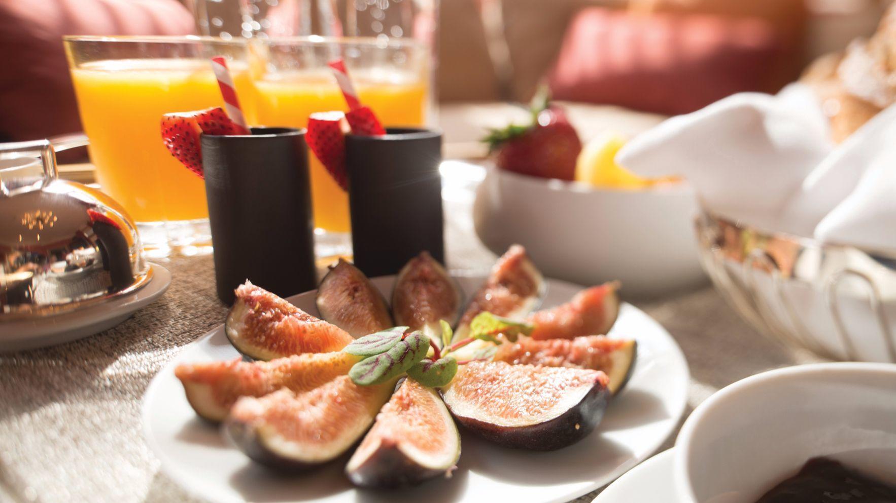 Food Amp Wine Magazine Baltimore S Ivy Has The Best Hotel