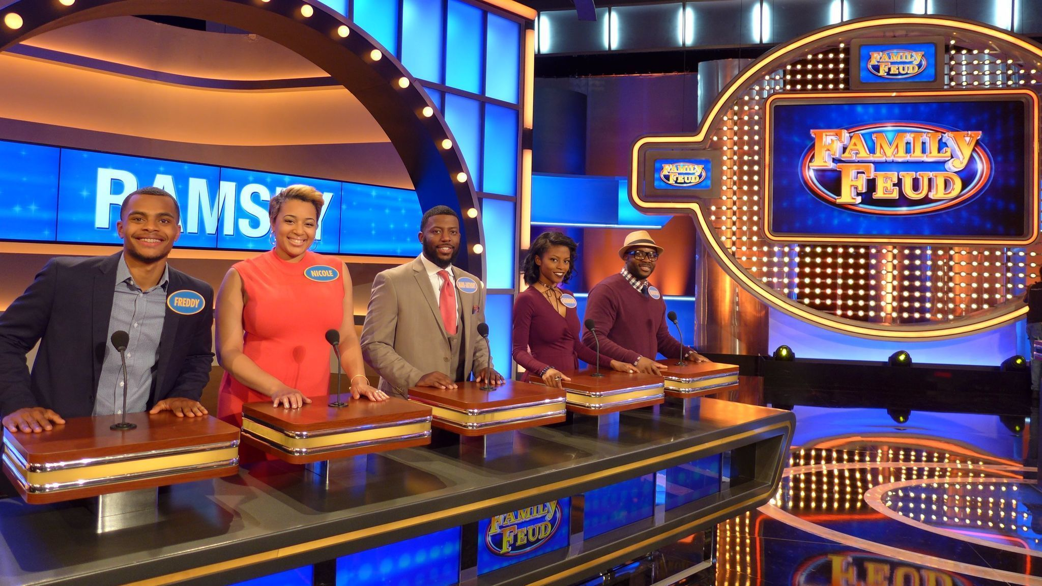 east baltimore family to be featured on family feud on thursday