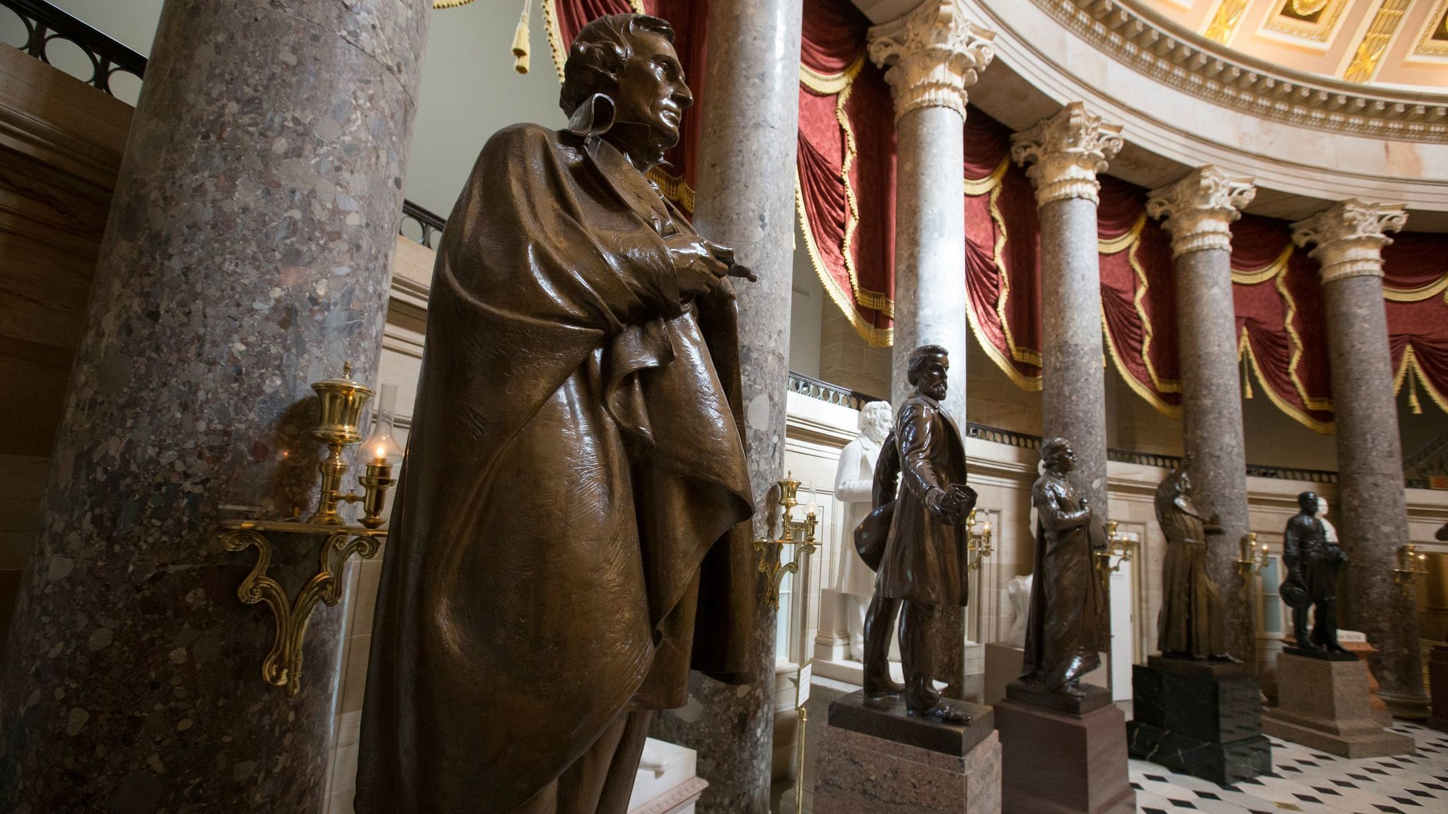 Why On Earth Do We Have Confederate Statues In The U.S. Capitol?