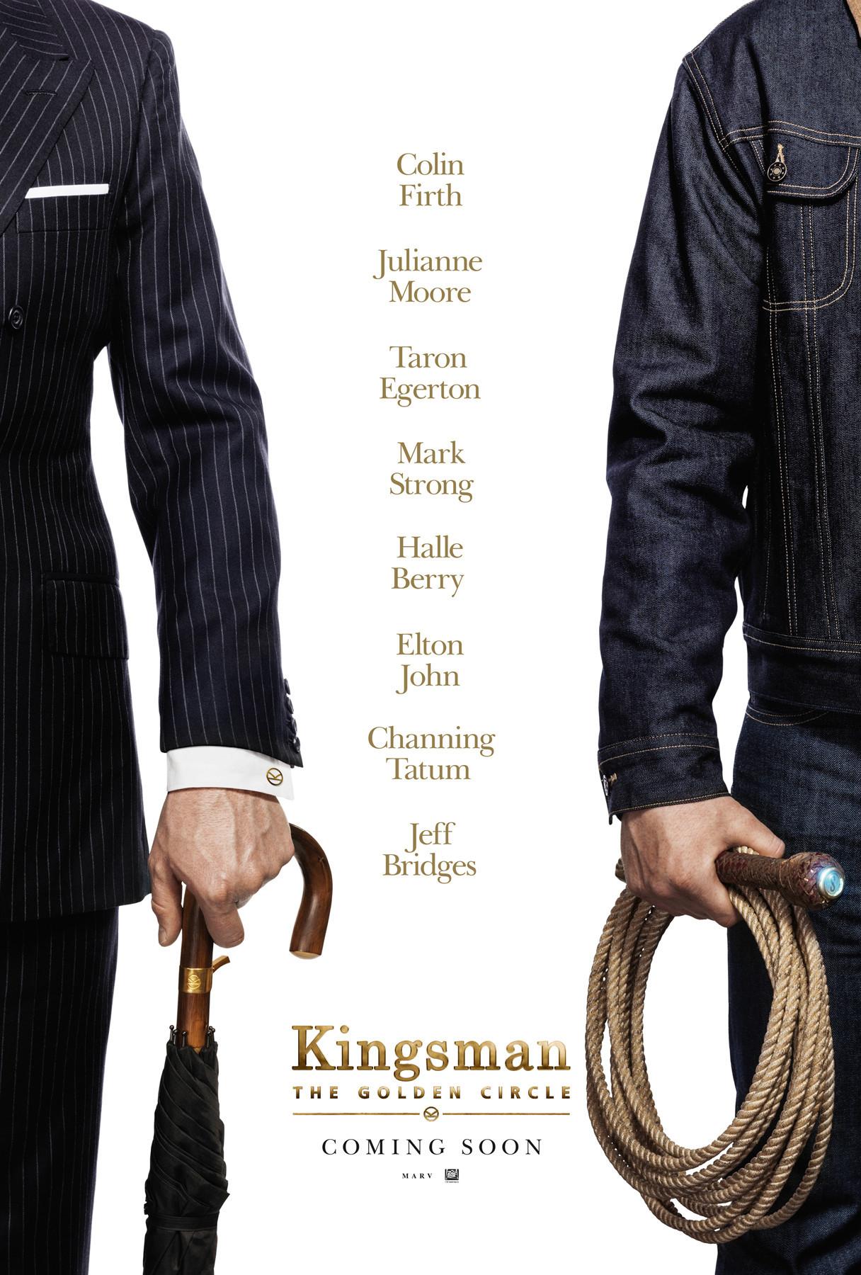 """""""Kingsman: The Golden Circle"""""""