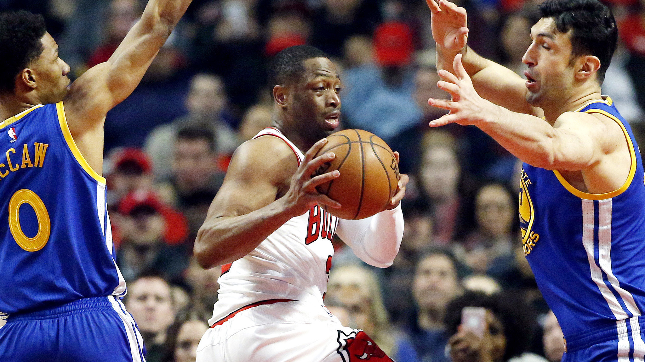 Dwyane Wade agrees to buyout with Chicago Bulls - LA Times