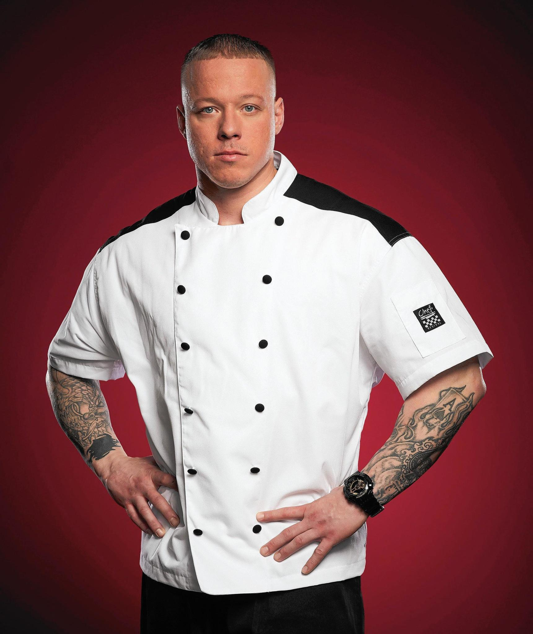 Hells Kitchen Season 6: CT Chef Van Hurd Talks About BBQ And His All-Star Return