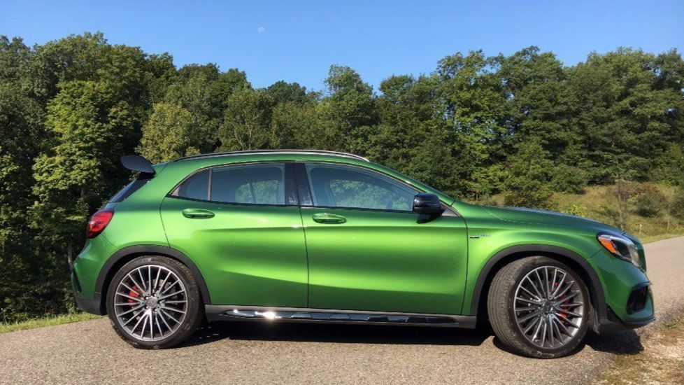 Hot, hot hatch: Mercedes-AMG 45 is a more refined sport - Chicago Tribune
