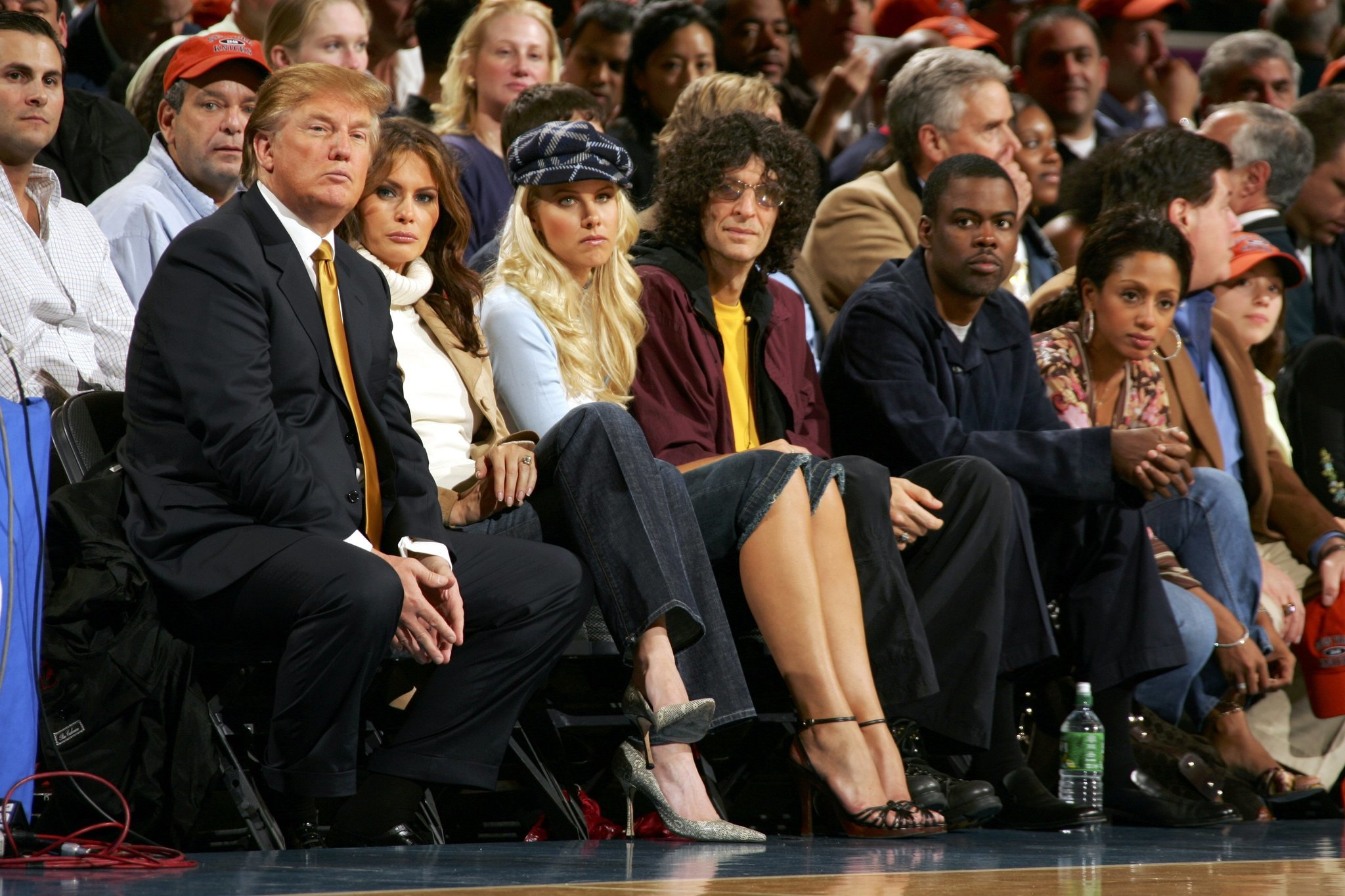 Trump and Stern