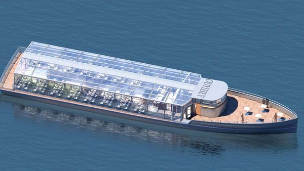 Glass Topped Boat To Offer Dinner Cruises On The Chicago