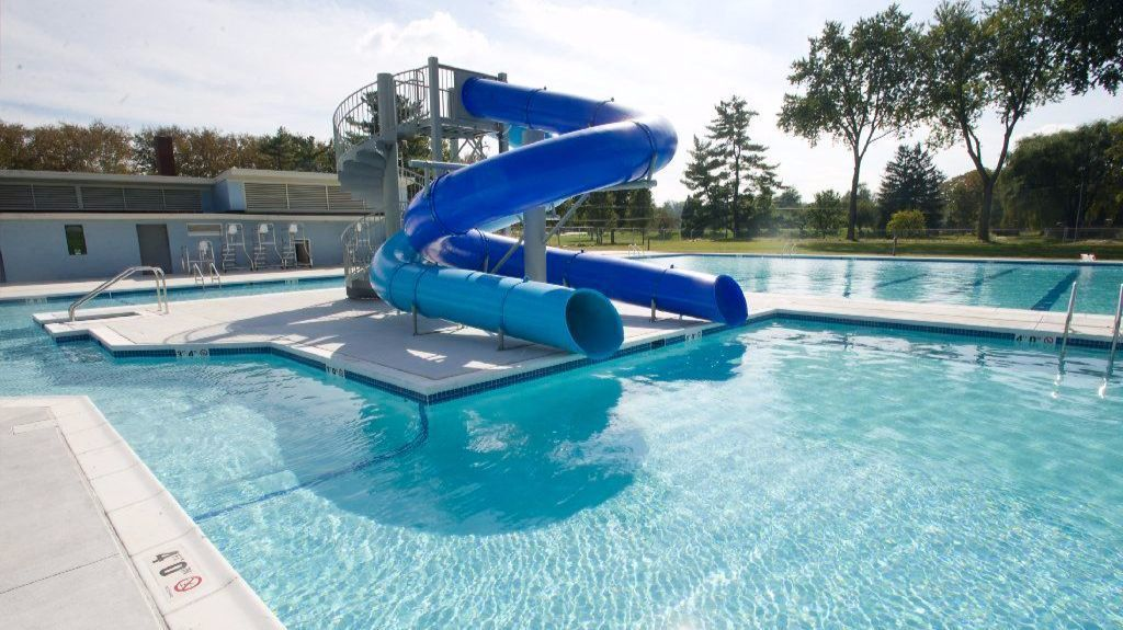 Cedar beach pool is filled with water allentown officials - Cedar beach swimming pool allentown pa ...