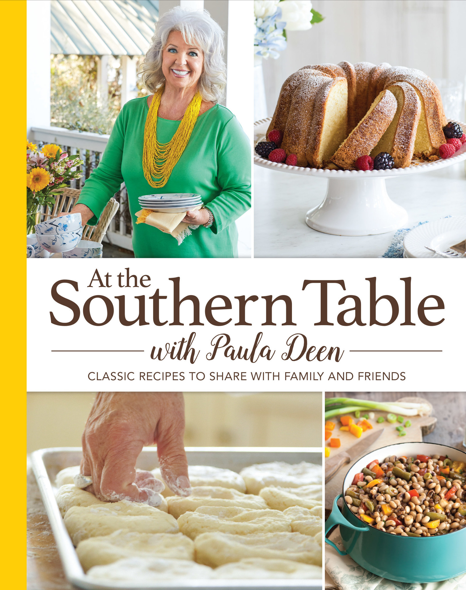 Paula Deen will sign 'At the Southern Table with Paula Deen,' 6 p.m. Saturday, Sept. 30 at Warwick's Books.